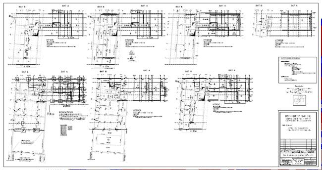 Nos r f rences construction de 31 logements collectifs for Dce batiment